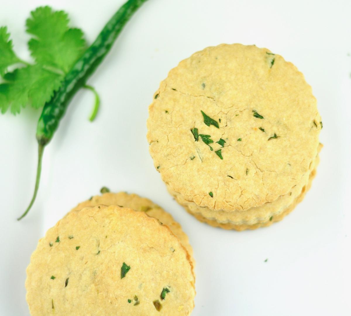 Savory Cookies