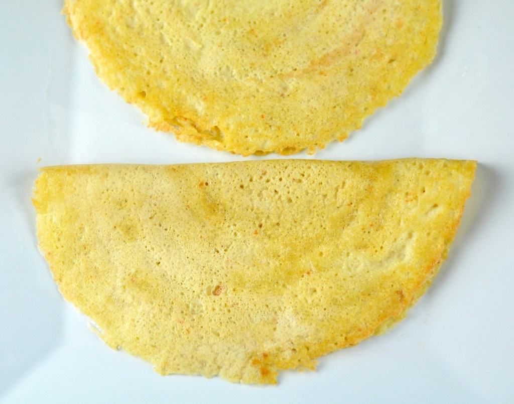 CHICKPEA DOSA – A PROTEIN PACKED VEGAN BREAKFAST