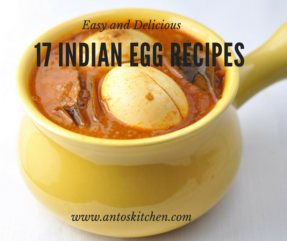17 Delicious Indian Egg Recipes