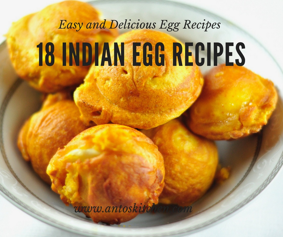 18 Delicious Indian Egg Recipes