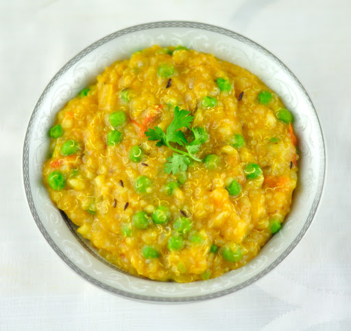 quinoa khichdi