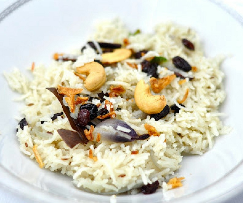 How To Make Ghee Rice At Home