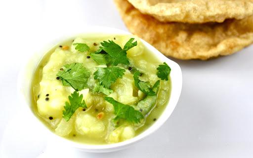 potato masala
