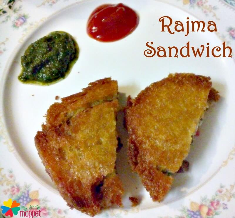 Rajma-Sandwich-for-kids