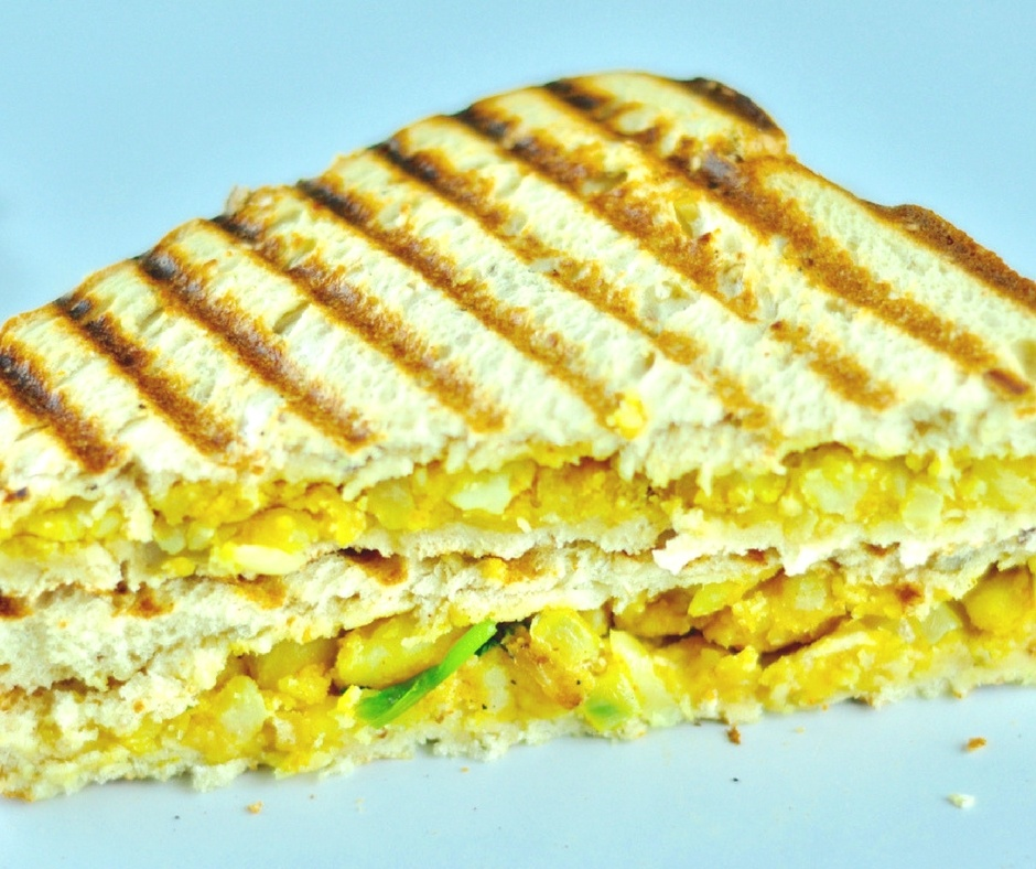 Aloo Masala Sandwich Recipe