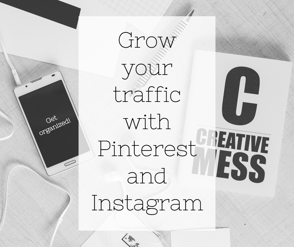 Grow your traffic with Pinterest & Instagram -Tailwind Review