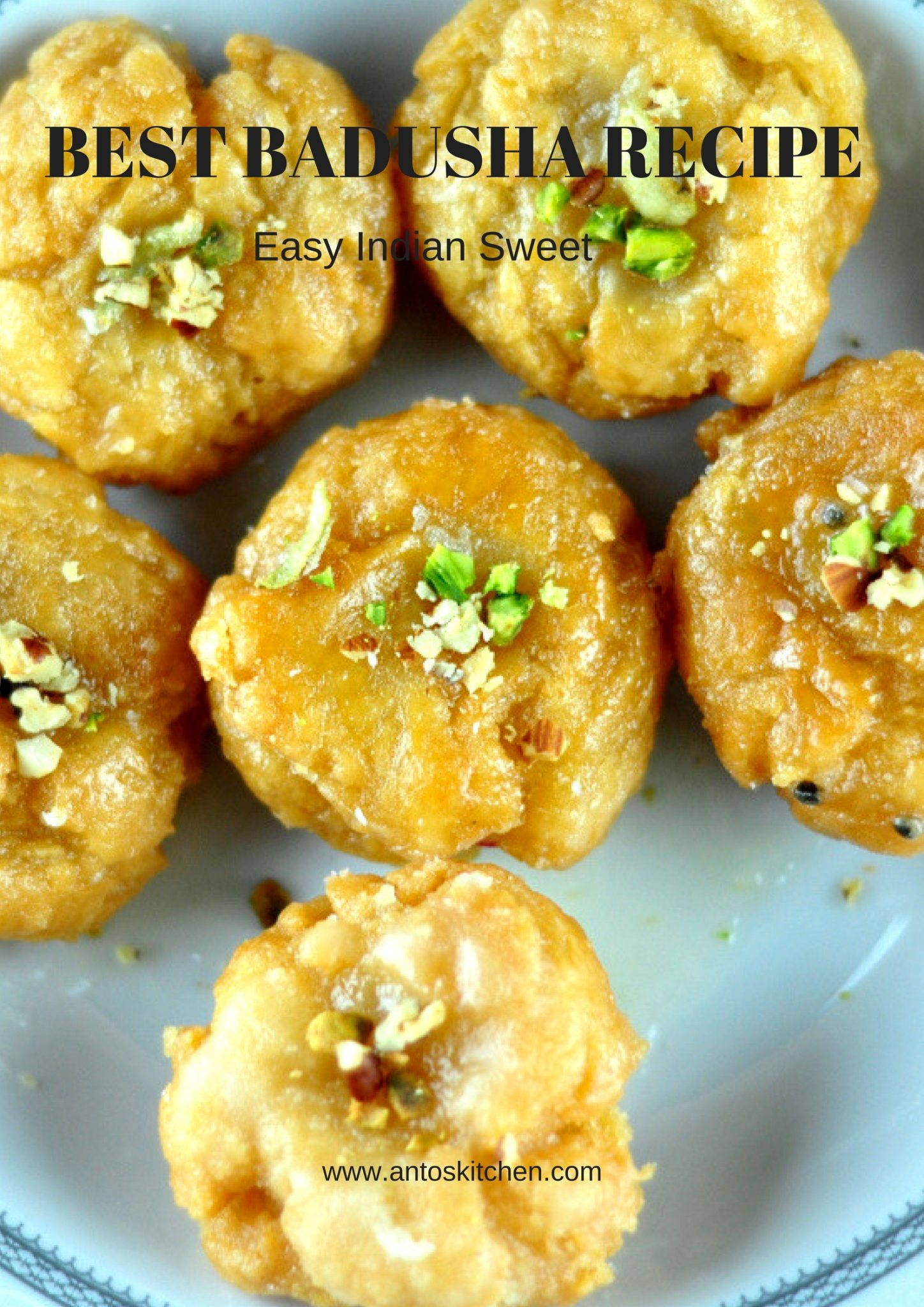 Best Badusha Recipe