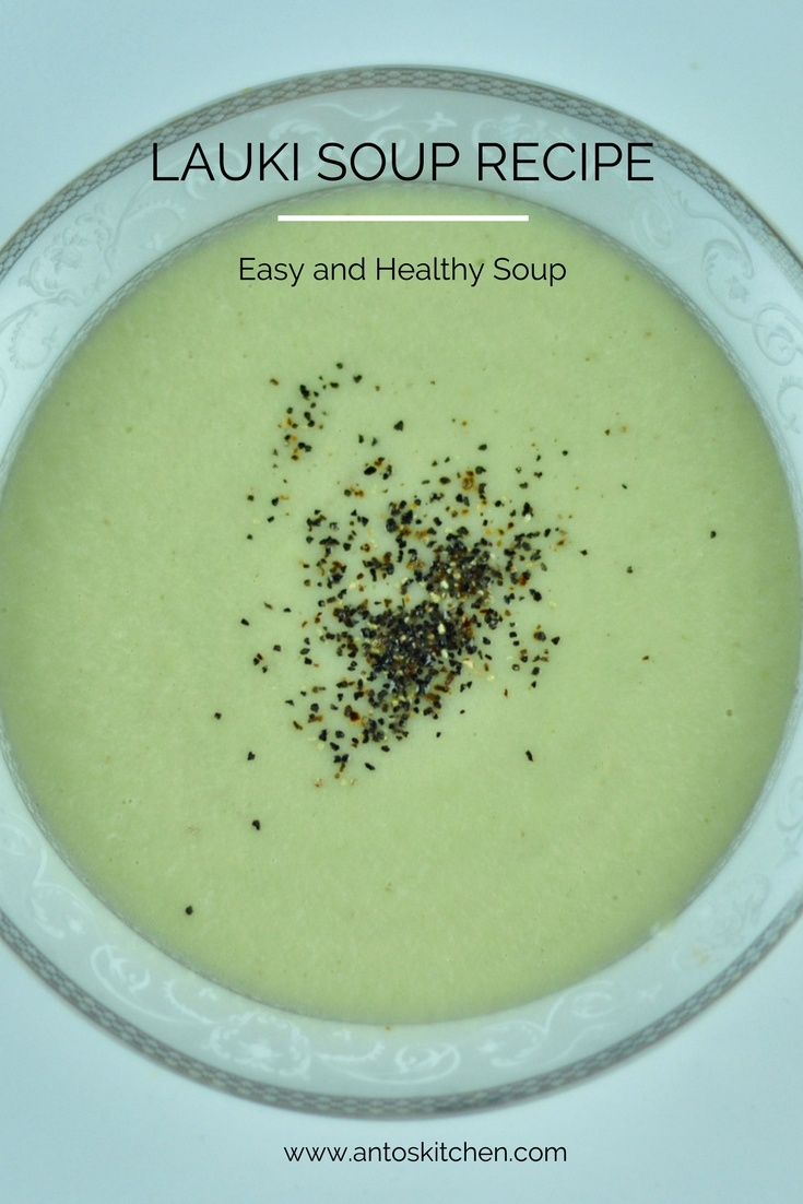 lauki soup for weight loss