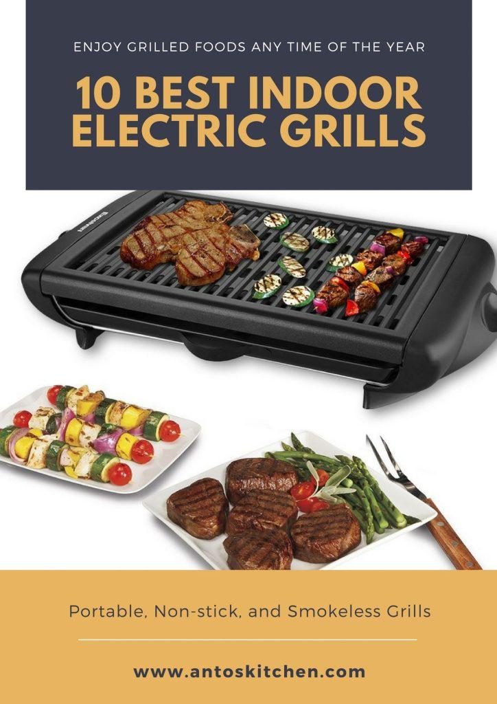 best indoor electric grills