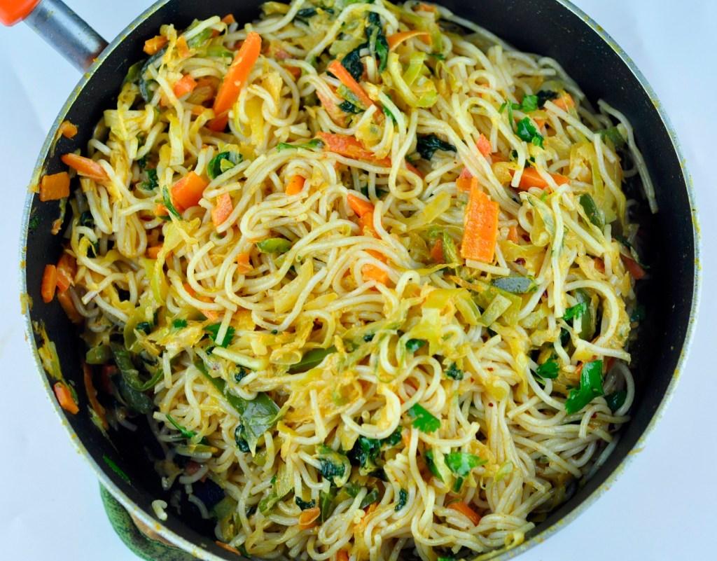 Thai Veg Noodles