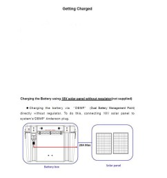 dual battery system dc to dc charger solar agm previous next [ 900 x 900 Pixel ]