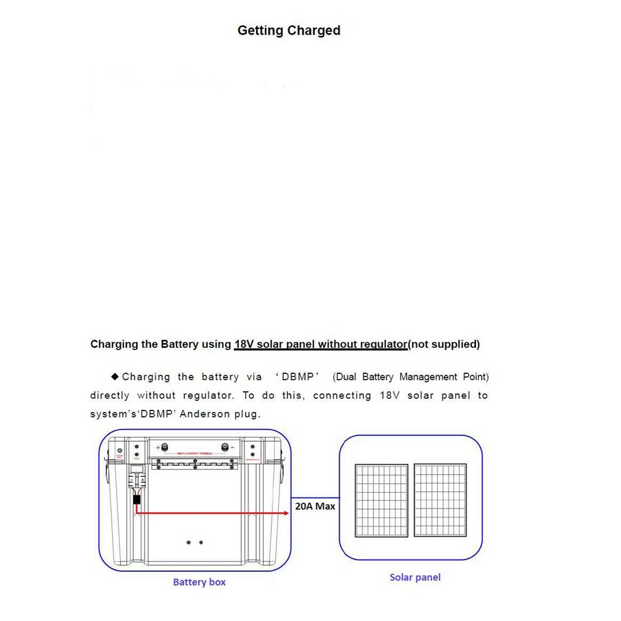 medium resolution of  dual battery system dc to dc charger solar agm previous next