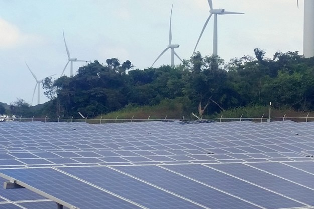 Burgos 4.5MW Solar Powered Power Plant Project – Phase 1