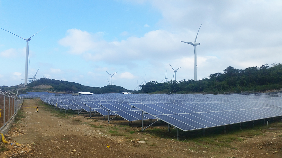 Burgos 2.6MW Solar Powered Power Plant - Phase 2