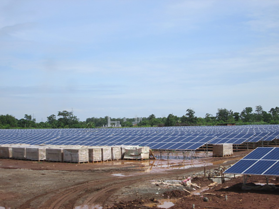 Kirahon 12.5MW Solar Powered Power Plant Project