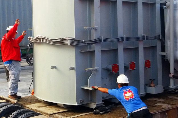 VECO Substation Project