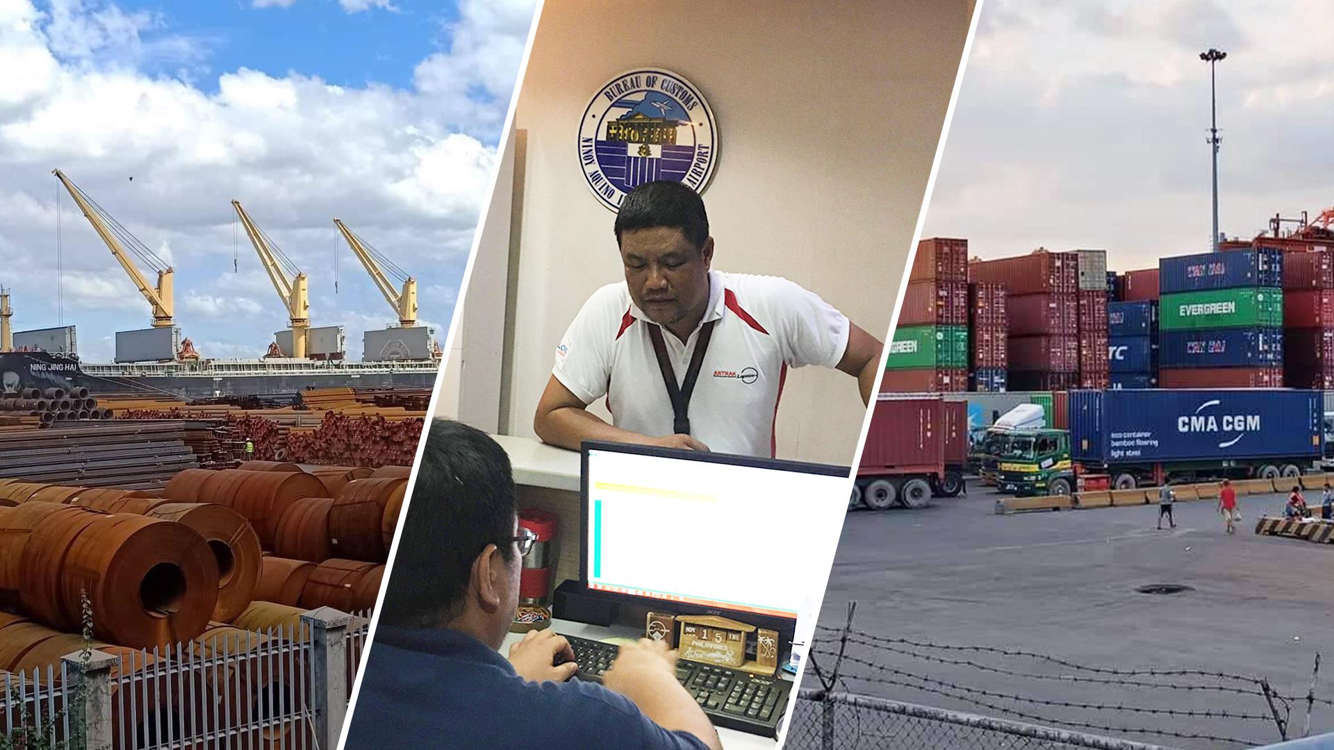Antrak Services - Custom Clearance