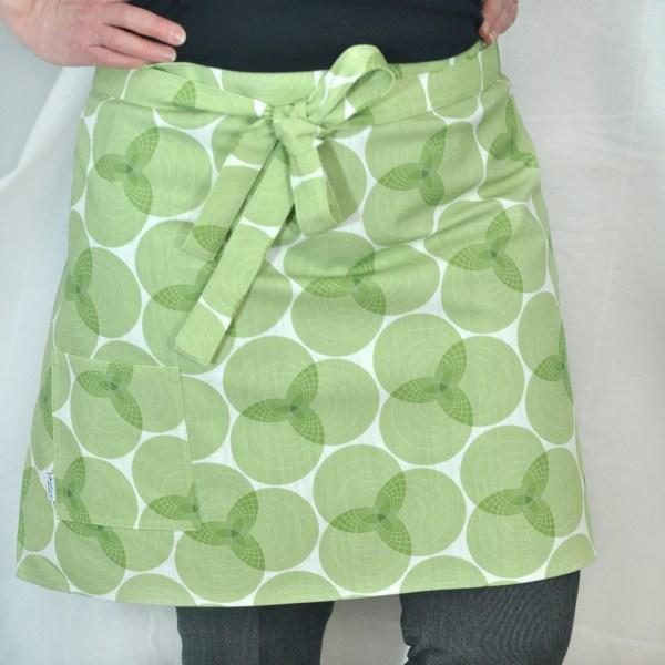 Förkläde Ringar Grön