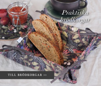 Ihopfällbara brödkorgar