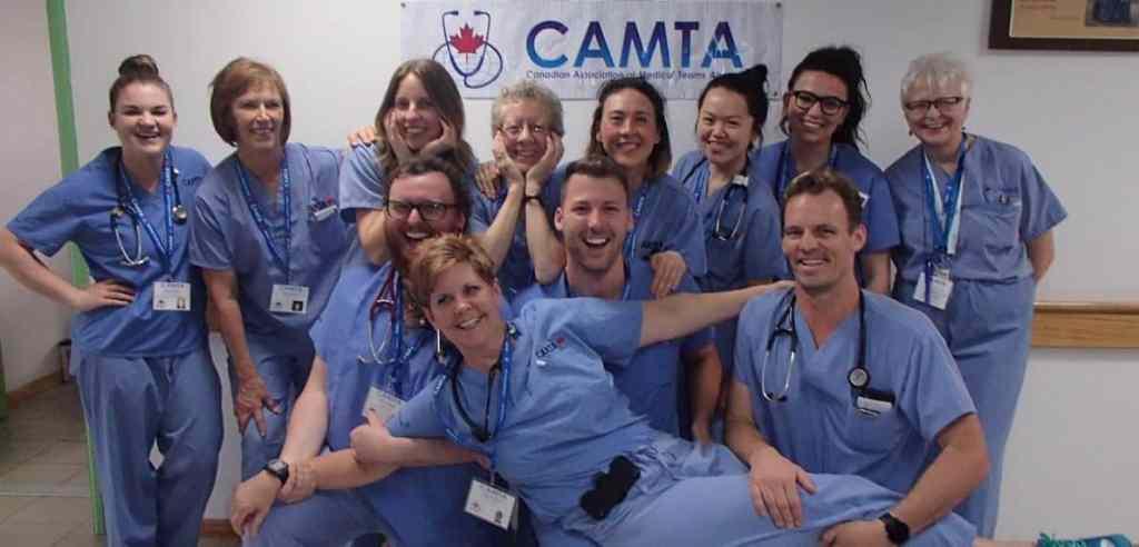 CAMTA 2019 Mission in Ecuador