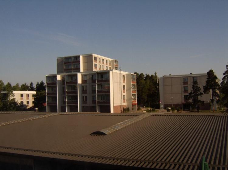 Varissuon lähiö. Kuva: Wikimedia Commons.
