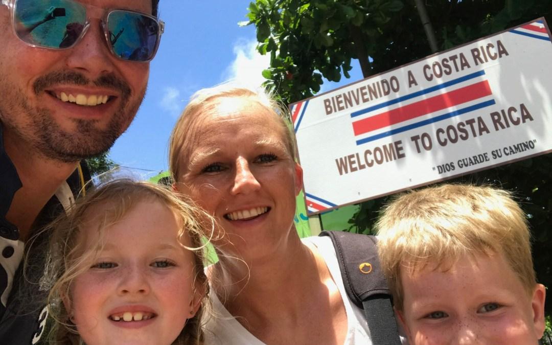 Op naar Costa Rica