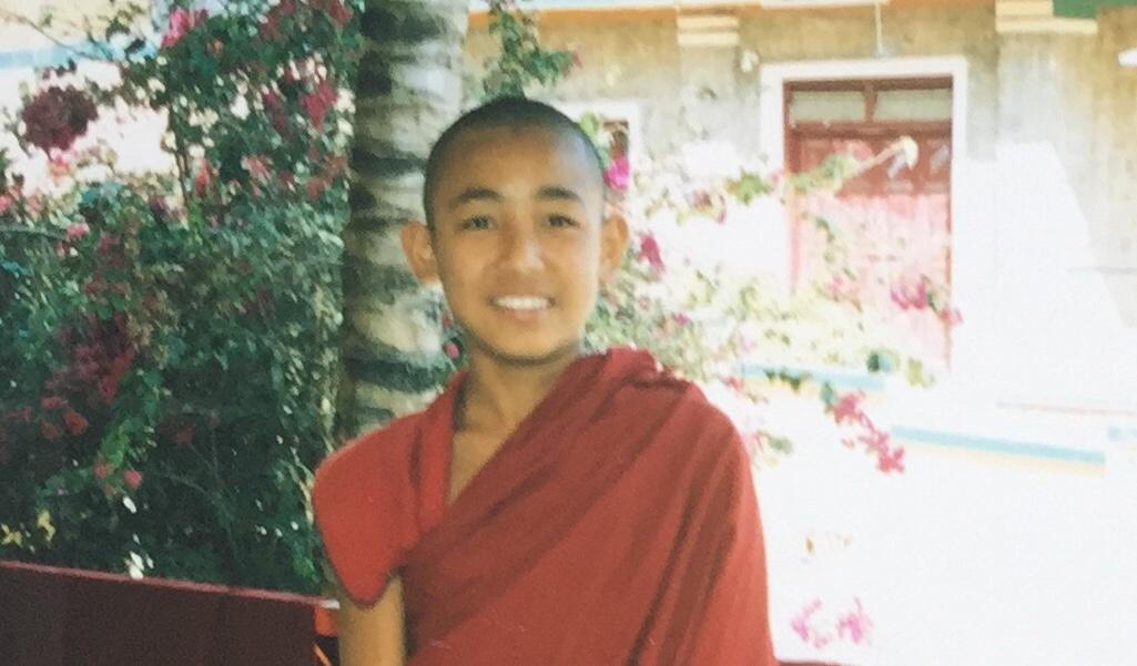Eerste 'kind'monniken gevonden!