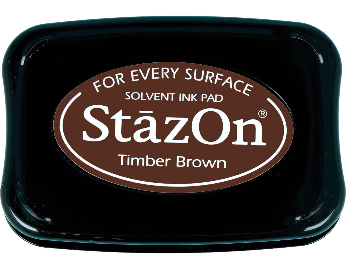 StazOn Timber Brown 41-0
