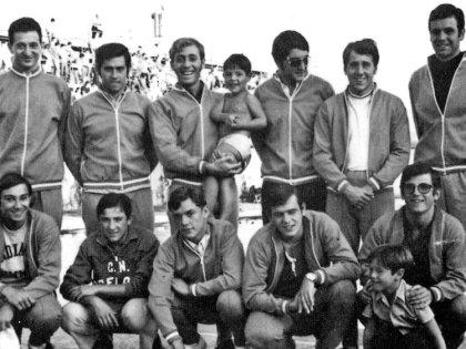L'equip que va canviar la història del waterpolo