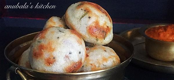 Samai Paniyaram