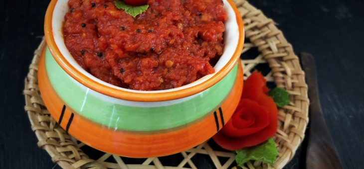 Tomato Thokku