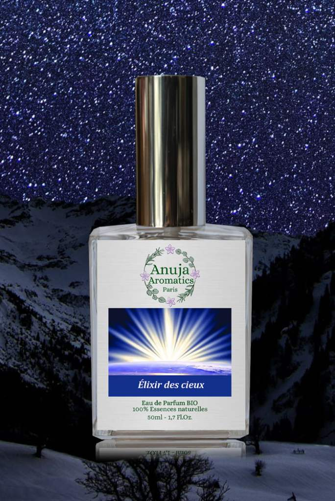 Elixir of the Heavens 50 ml Natürliches Bio Eau de Parfum