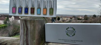 Coffret découverte Anuja Aromatics