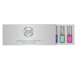 Coffret découverte - Eaux de parfums BIO