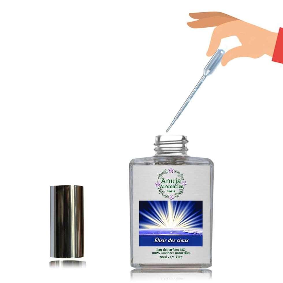 Comment remplir Aroma-bijou