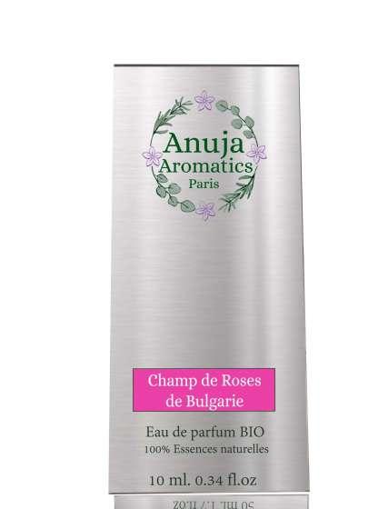 Eau de parfum BIO Jardin de Roses de Bulgarie 10 ml