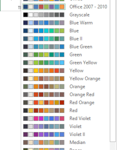 Change default chart colors in excel also anuj varma the brand name rh anujvarma