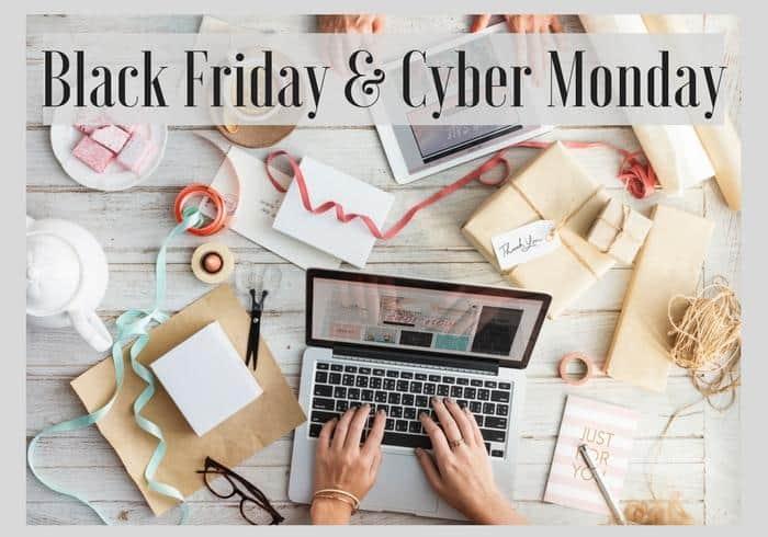 SHOP SHOP SHOP || Black Friday Cyber Monday