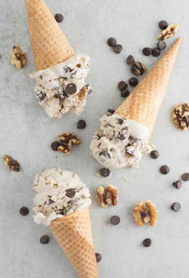 nice cream recipes