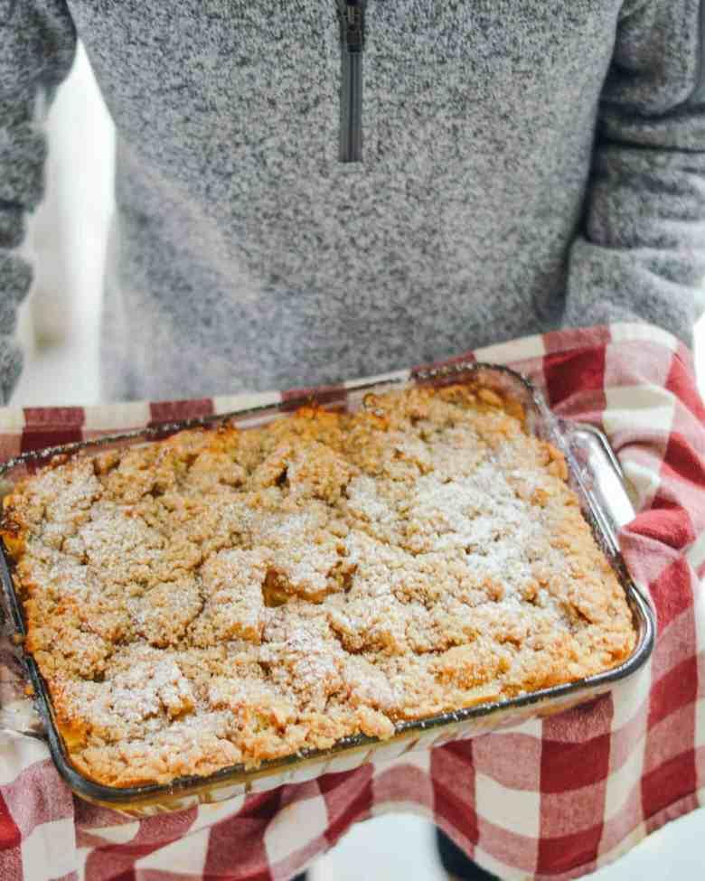 Apple Pie French Toast