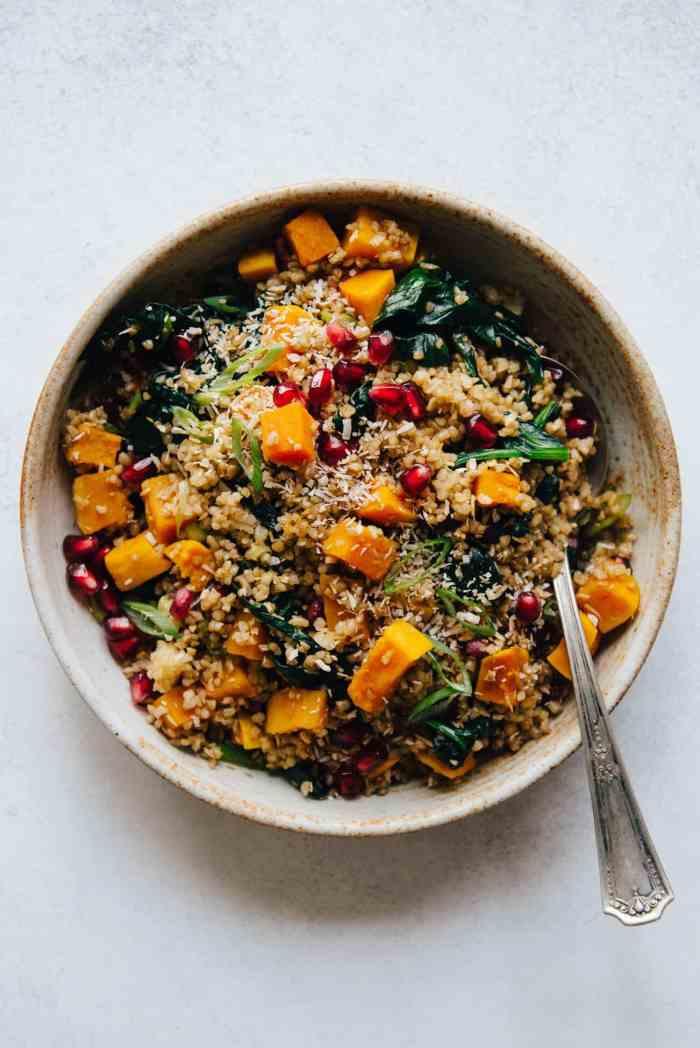 grain bowl recipes