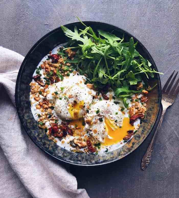 yogurt bowl recipes