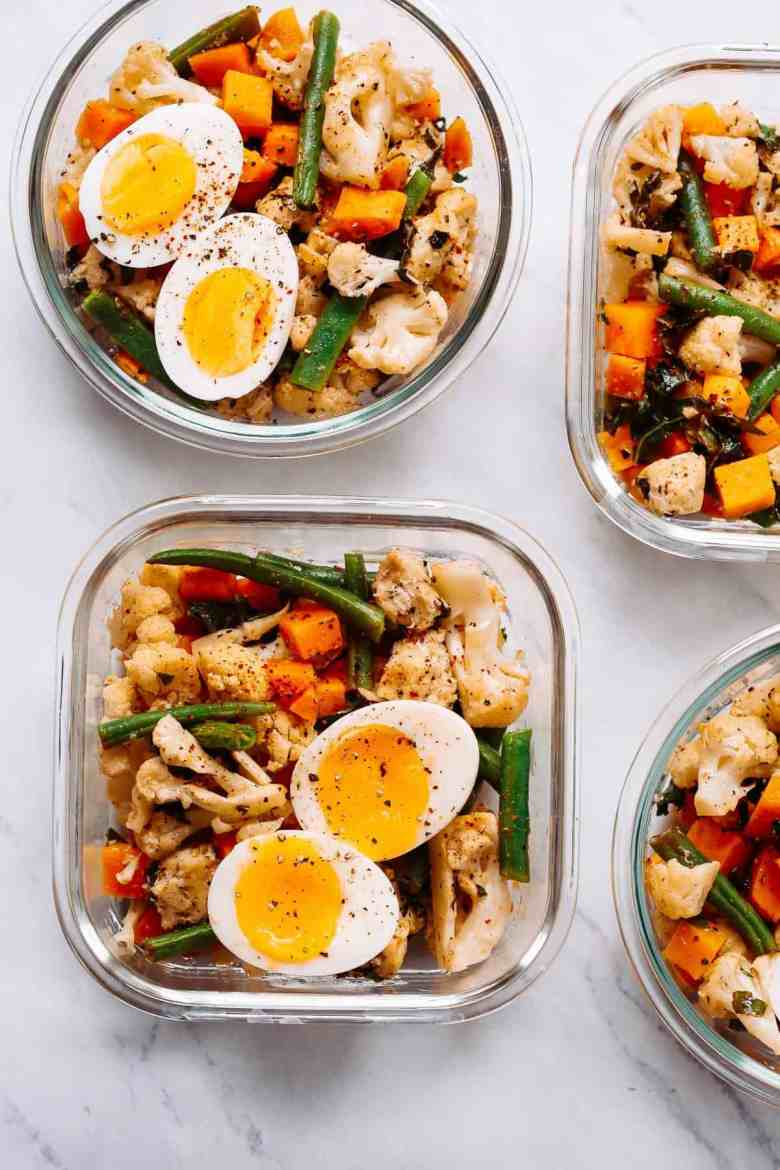 21 Easy Vegetarian Meal Prep Recipes to Make this Week