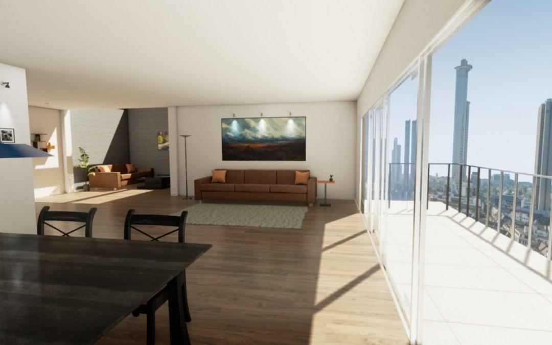 La Realidad Virtual (VR) para Propiedades Inmobiliaria