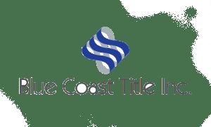 logo Blue coast Title