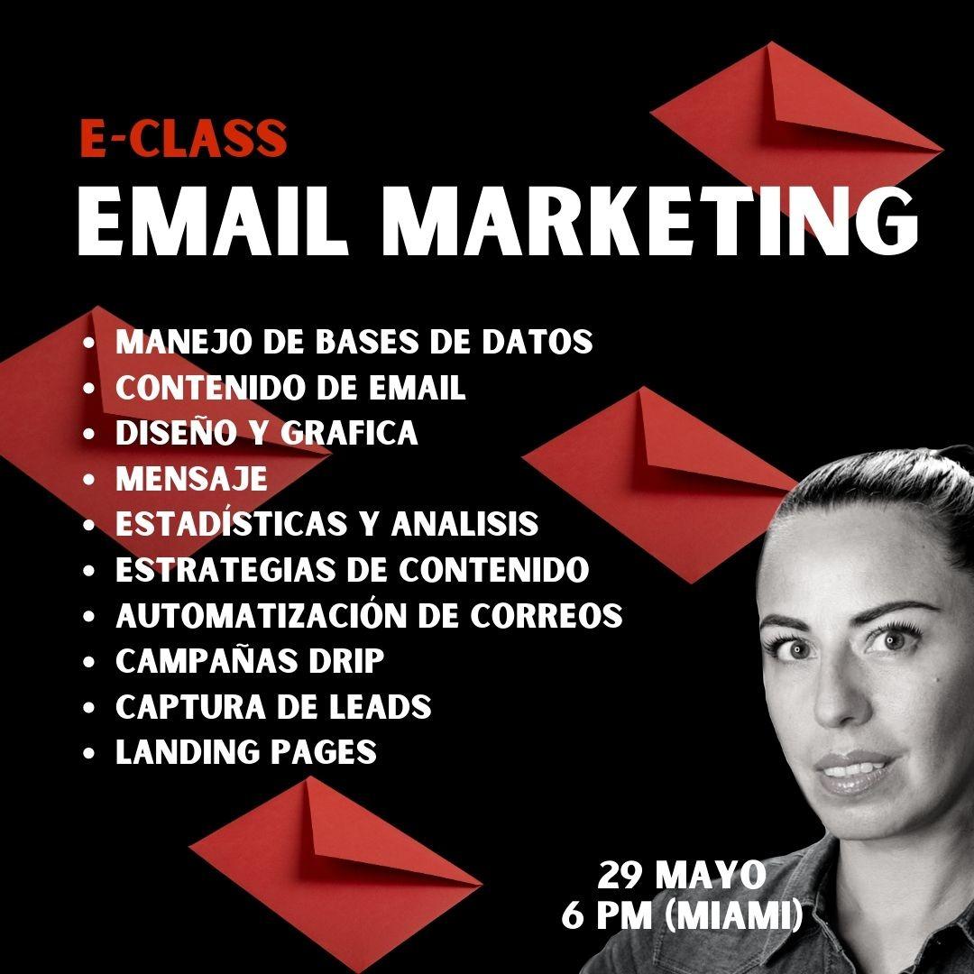 e-class email marketing