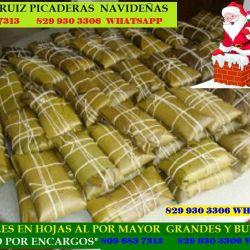 PASTELES NAVIDEÑOS FABIA RUIZ