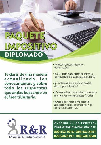 Paquete Impositivo 2018