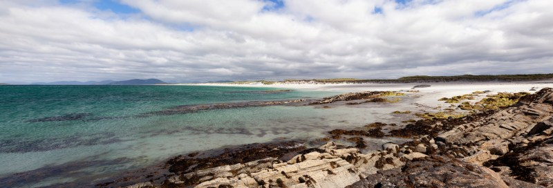Photograph of The West Beach, Berneray