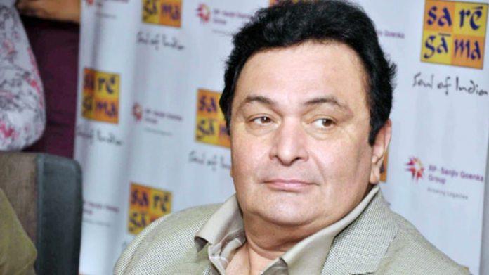 ऋषि कपूर का मुंबई में 67 वर्ष की आयु में निधन हो गया।